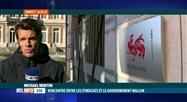 GSK: les syndicats reçus par le gouvernement wallon