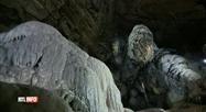 Le réchauffement confirmé par les stalagmites des grottes de Han