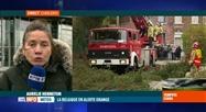 Ciara: les appels commencent à affluer chez les pompiers