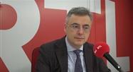Joachim Coens - L'invité RTL Info de 7h50