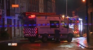 Importante fuite de gaz à Couvin la nuit dernière