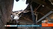 Tempête Ciara: une mini-tornade a traversé  Montignies-lez-Lens