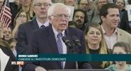 Primaires démocrates: Sanders remporte le New Hampshire, Biden s'effondre