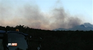 La Corse en proie aux incendies et aux vents violents