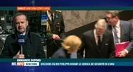 Discours du Roi à l'ONU: Emmanuel Dupond est en direct de New York