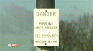 Basècles: important vol de kérosène sur le pipeline de l'OTAN