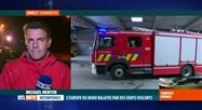 Tempête Dennis: quelles mesures de sécurité prennent les pompiers?