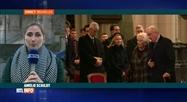 Messe d'hommage aux défunts de la famille royale ce matin à Laeken