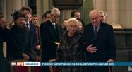 Messe en mémoire des défunts de la famille royale ce matin à Laeken