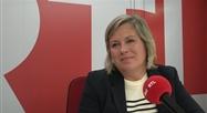 Vanessa Matz - L'invité RTL Info de 7h50