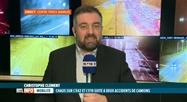 En direct du Centre Perex avec Christophe Clément