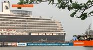 2 passagers belges du Westerdam sont rentrés en Belgique