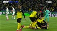 Haaland ouvre le score pour Dortmund face au PSG (vidéo)