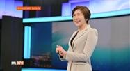 Corée du Sud: pour la première fois, une femme à la présentation du JT