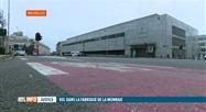 La Fabrique de la Monnaie à Bruxelles théâtre d'un cambriolage
