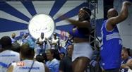 Rencontre avec l'une des reines du carnaval de Rio