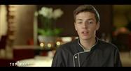 Mallory, le candidat belge de Top Chef, raconte comment il a perdu la vue d'un œil: