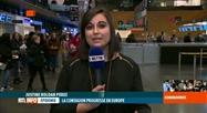 Coronavirus en Italie: l'aéroport de Charleroi est passé en phase 2