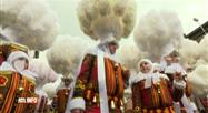 Le carnaval de Binche se clôture en ce Mardi gras
