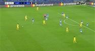 Ligue des champions: Antoine Griezmann (FC Barcelone) égalise contre Naples