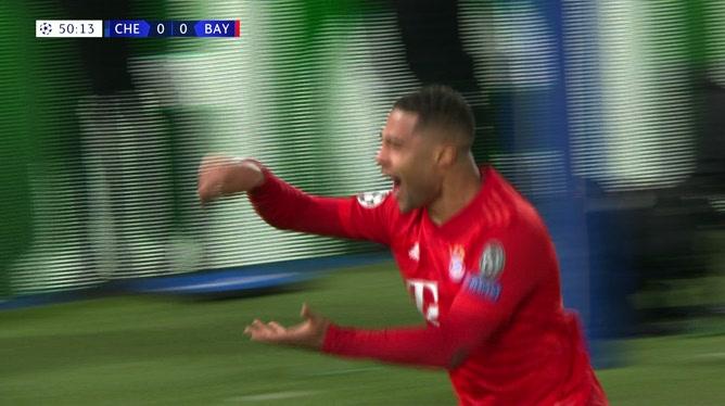 1er but Bayern