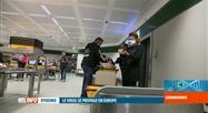 Coronavirus: pas de contôles pour les vols provenant d'Italie