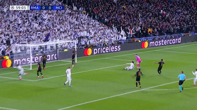 Isco met le Real Madrid aux commandes