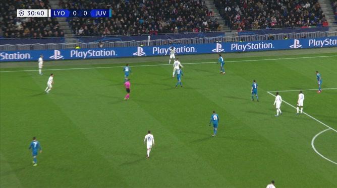 Ligue des Champions: Lyon surprend la Juventus