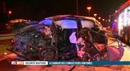 Une conductrice fantôme âgée de 75 ans est décédée hier à Charleroi