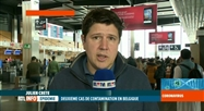 Coronavirus en Belgique: la phase 3 activée à l'aéroport de Charleroi