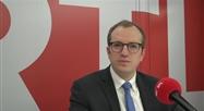 Philippe Leroy - L'invité RTL Info de 7h50
