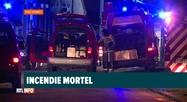 Farciennes: une femme de 53 ans périt dans l'incendie de sa maison