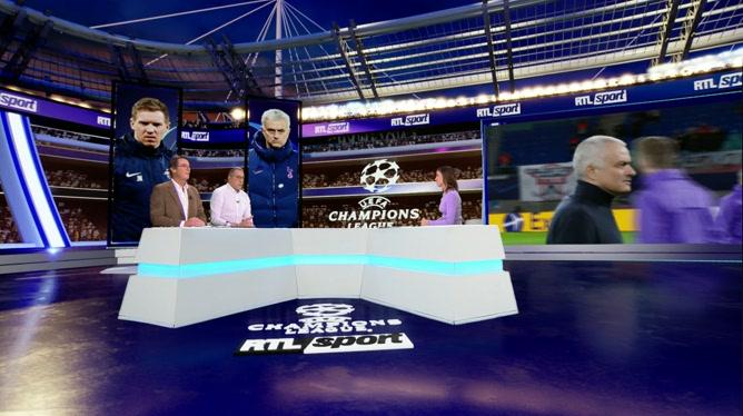 Philippe Vande Walle analyse la communication de Mourinho