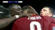 Firmino double la mise pour Liverpool face à l'Atletico