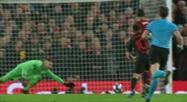 Marcos Llorente réduit l'écart contre Liverpool (vidéo)
