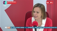 Caroline Désir - L'invité RTL Info de 7h20