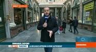 Covid-19: Bruxelles est pratiquement vide ce samedi