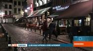 Covid-19: bars, cafés et restaurants fermés pour 3 semaines au moins