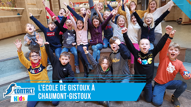 Contact Kids à l'Ecole de Gistoux à Chaumont-Gistoux.