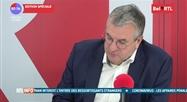 Pierre-Yves Jeholet - L'invité RTL Info de 7h15