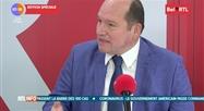 Philippe Close - L'invité RTL Info de 7h15
