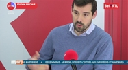 Rodolphe De Pierpont - L'invité RTL Info de 7h15
