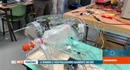 Coronavirus: un prototype de respirateur simplifié testé à l'UCLouvain