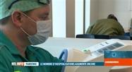 Coronavirus: un kiosque automatique pour trier les patients à l'UZ Gent
