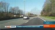 Coronavirus: nos autoroutes sont quasiment désertes