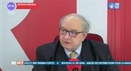 Vincent Frédéricq - L'invité RTL Info de 7h15