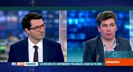 Yves Van Laethem et Simon Dellicour reviennent sur le conseil national de sécurité