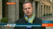 Coronavirus: Emmanuel Dupond est en direct du centre de crise du SPF Santé