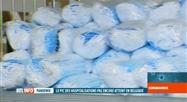 La Belgique a reçu plus de 16 millions de masques en une semaine