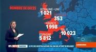 La pandémie à travers le monde sous la loupe avec Amélie Schildt